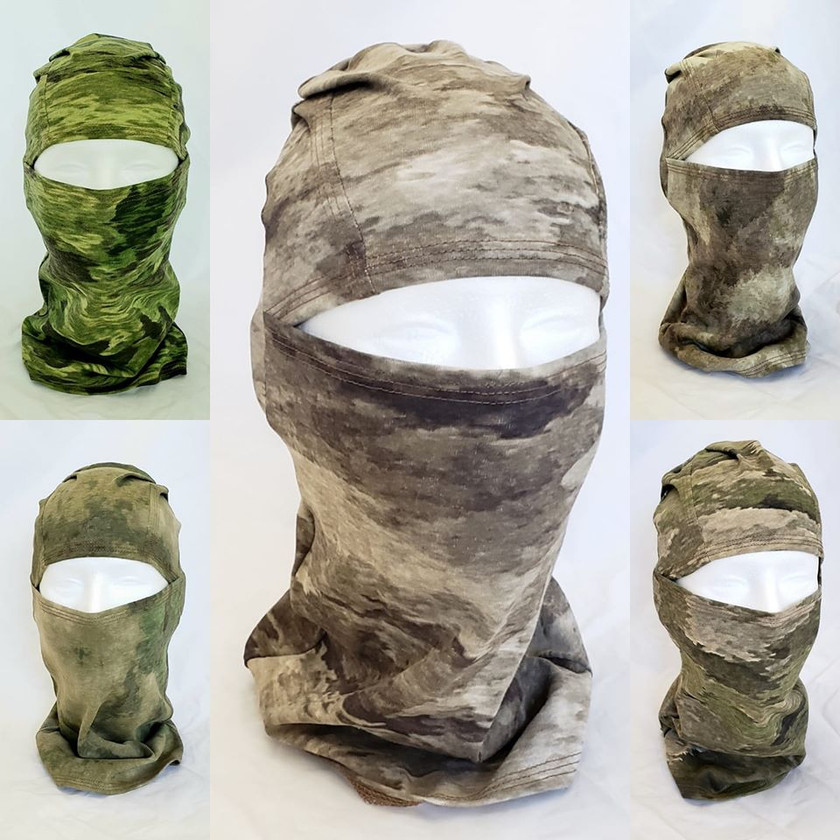 Fortyone Tactical Balaclava - Blackline Simulations - Blog - Tactical face masks covid-19 face covering camouflage balaclava respirator ATACS AU FG