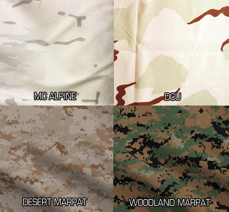 HYOH Mask Patterns Blackline Simulations - Blog - Tactical face masks covid-19 face covering camouflage balaclava respirator multicam alpine dcu desert woodland marpat