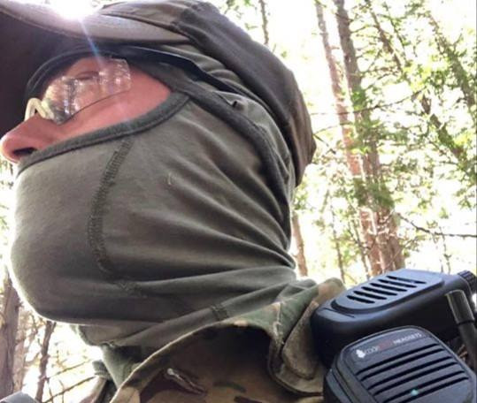 Blackline Simulations - Blog - Tactical face masks covid-19 face covering camouflage balaclava