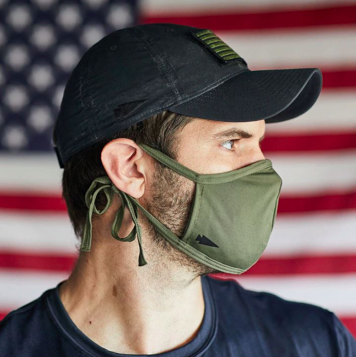 GORUCK Mask w/ Filter Pocket Blackline Simulations - Blog - Tactical face masks covid-19 face covering camouflage balaclava respirator
