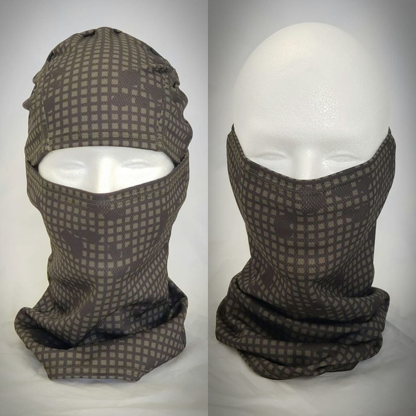 Fortyone Tactical Night Desert Blackline Simulations - Blog - Tactical face masks covid-19 face covering camouflage balaclava respirator