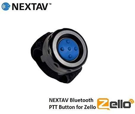 Nextav Zello PTT Button - Blackline Simulations Tactical Zello Accessories for airsoft milsim
