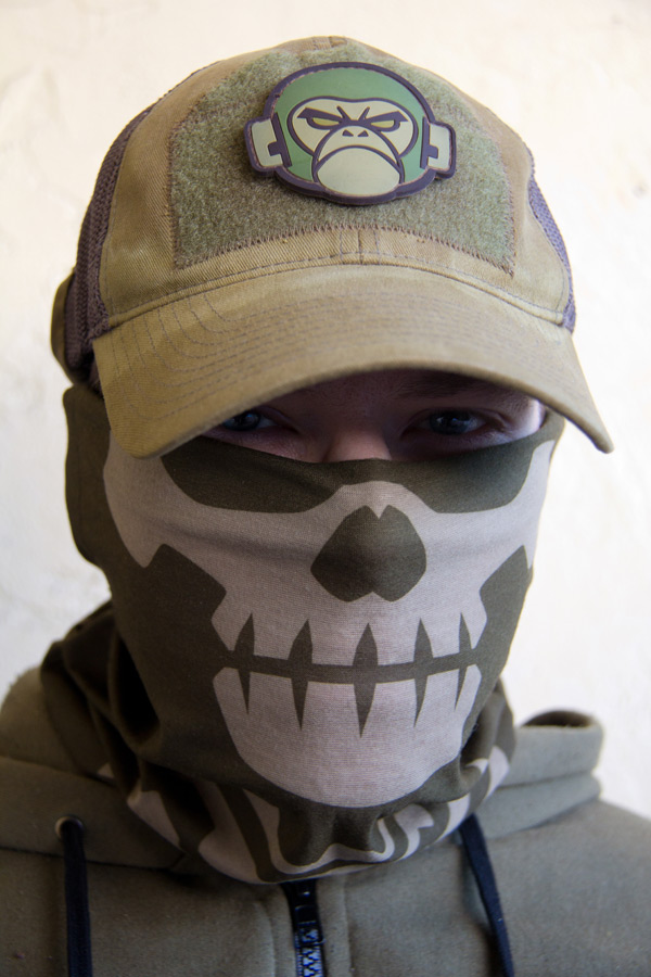 Milspec Monkey Multiwrap Blackline Simulations - Blog - Tactical face masks covid-19 face covering camouflage balaclava respirator