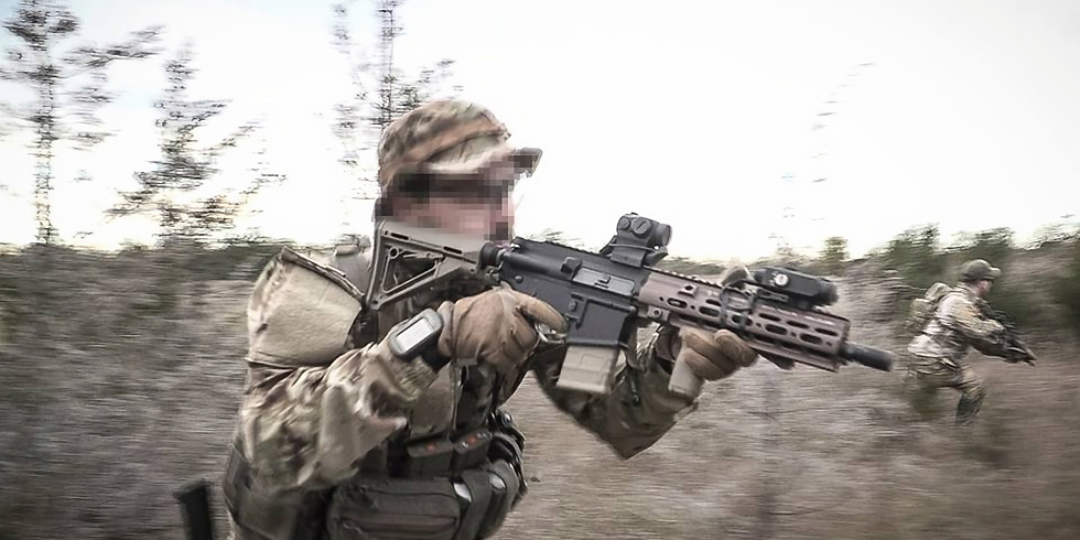 FTX Patrol to Contact