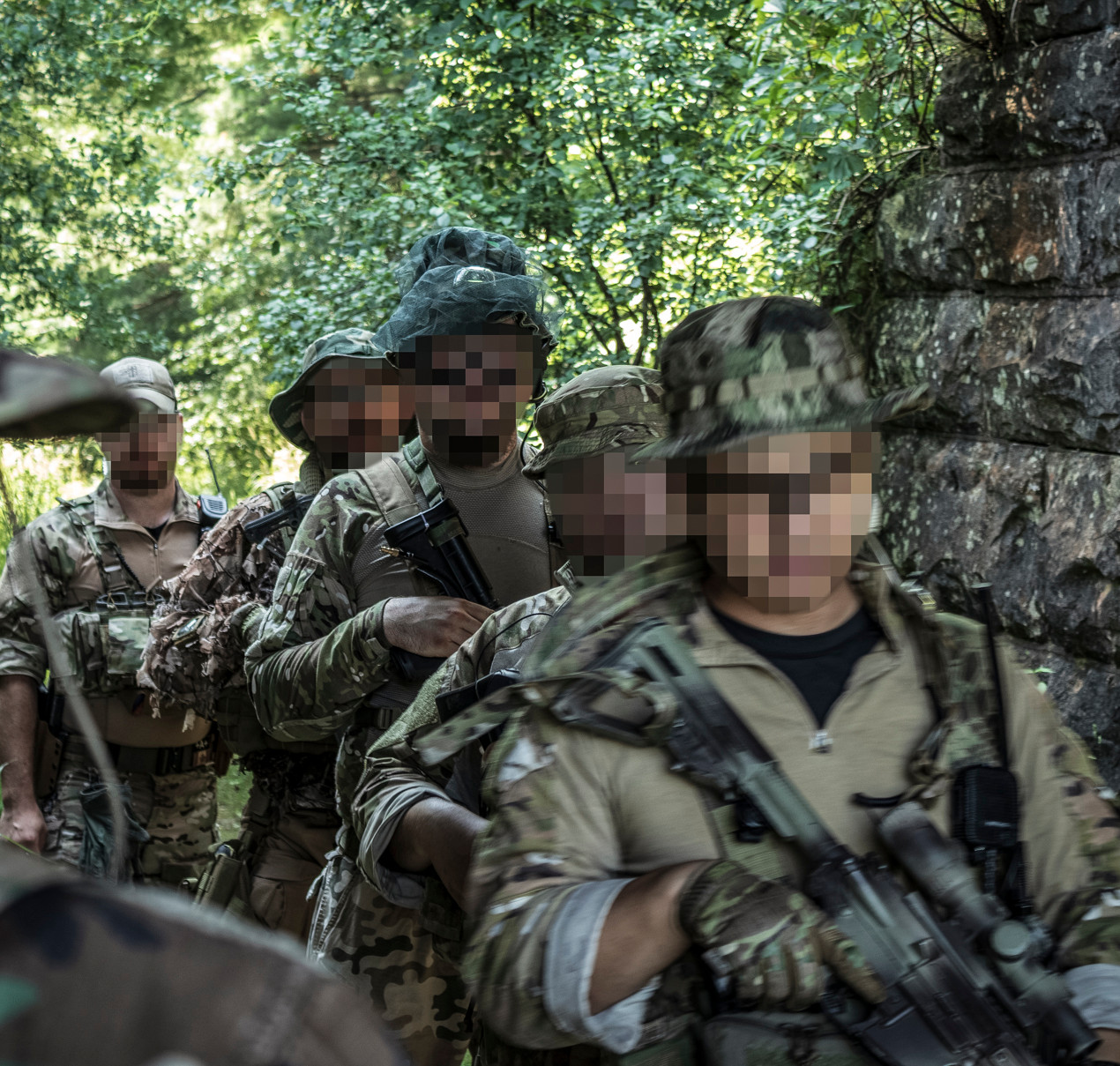 Pre-Deployment Inspection - Blackline Simulations Airsoft Milsim Military - Rules