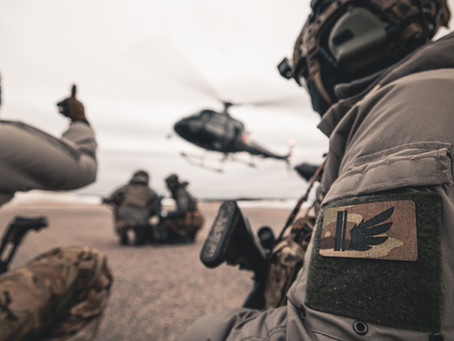 Blackline Rotary Wing Ops