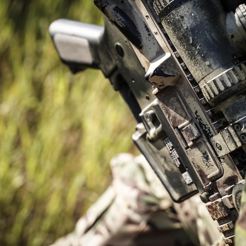Safe and Hang Blackline Simulations Airsoft Military Simulation Milsim Canada Canadian Guns Multicam