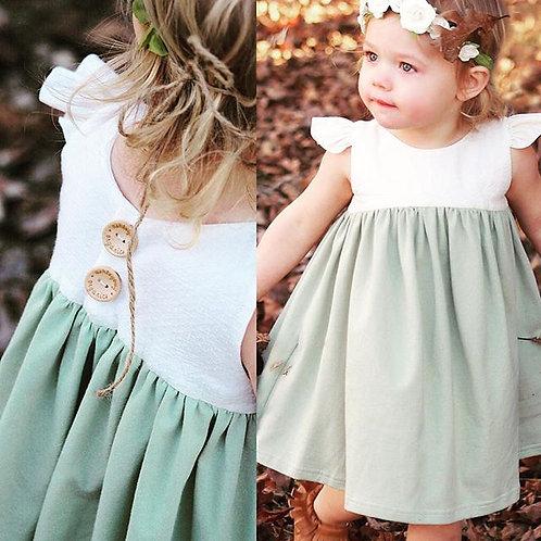 Organic Heirloom Dress