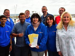 Rockfish Brixham raises £3,500 for BrixFest