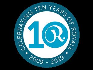 Royall Celebrates 10 Years Of Recruitment!
