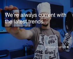 We're always current with the latest trends.
