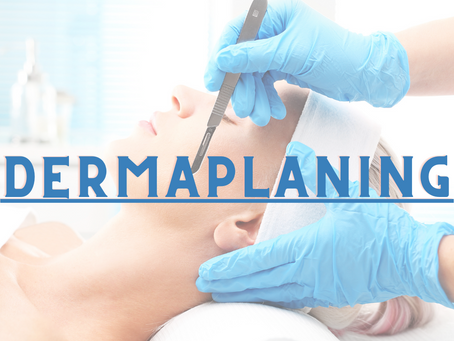 Dermaplaning vs. Shaving