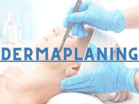 Dermaplaning vs. Shaving