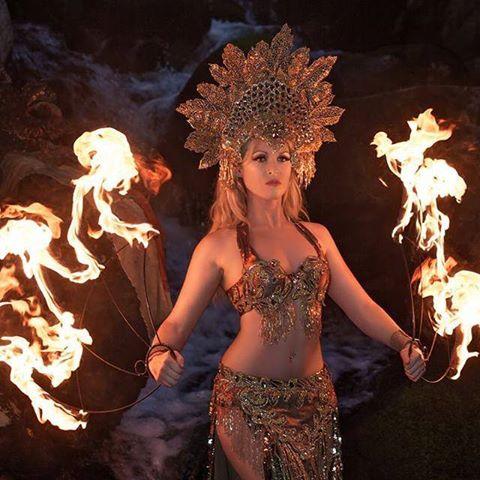 ANATOLIA-FIRE GODDESS