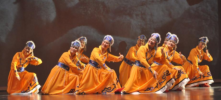 Asianmongolian-dance