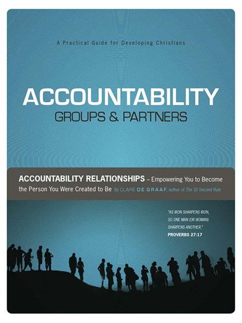 Accountability: Partners and Groups by Clare DeGraaf