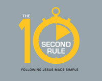 Want a great reminder to live by the rule? Download the 10 Second Rule Wallpaper free.