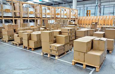 Wholesale Warehouse Boxes