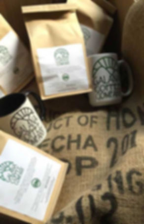 he Galana Coffee Company was created to develop a source of sustainable income for the Coffee Farmers in the small village of Cañada Galana, Honduras.