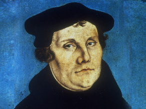 What Martin Luther Can Teach Us About Coronavirus