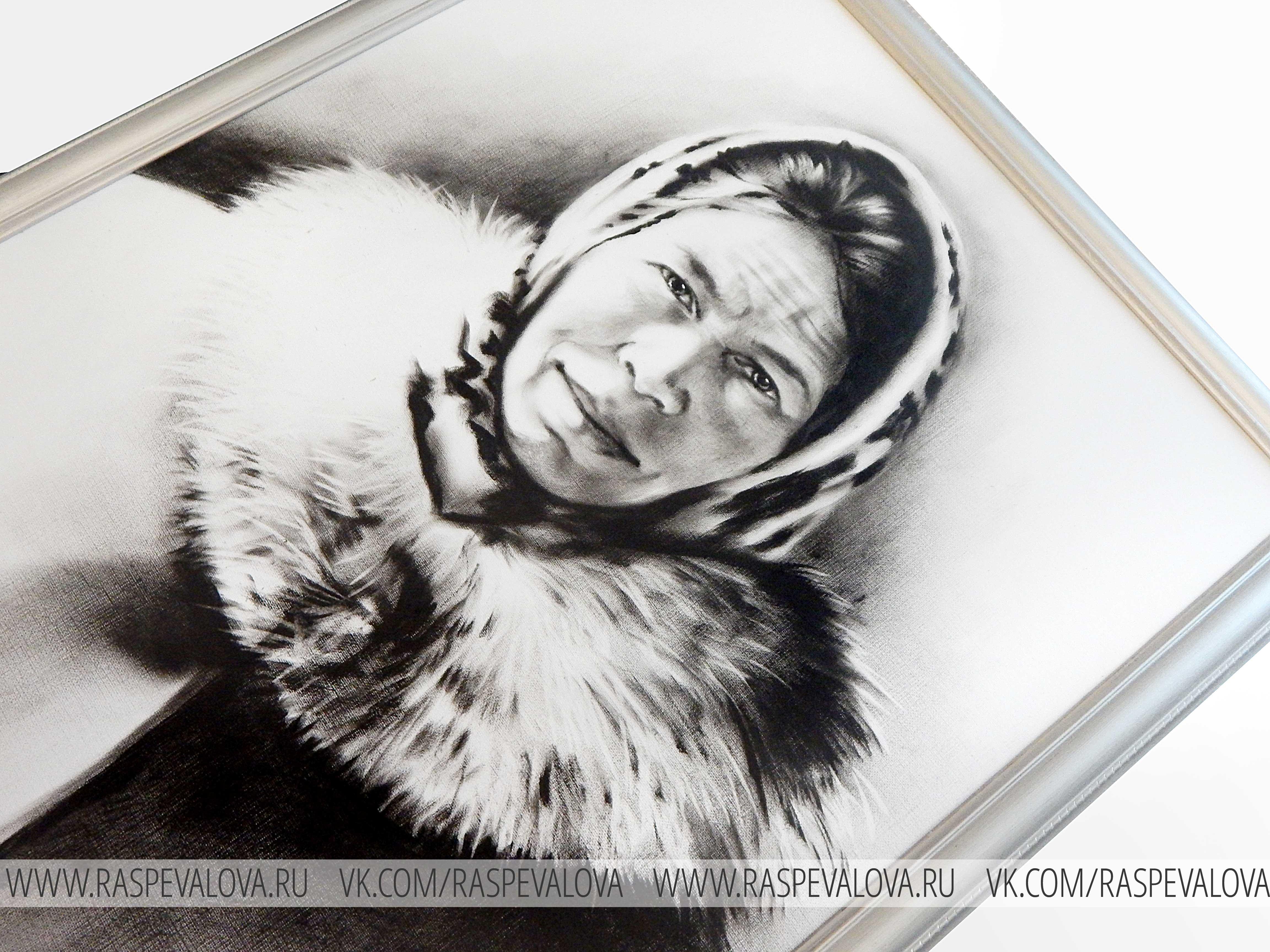 Портрет на заказ в Ульяновске