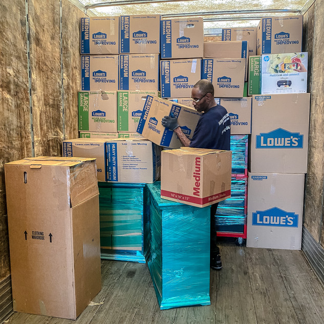 Alpine Moving Co. moved us from Ft. Collins to Highlands Ranch. Chase and Connor Stevens were very pleasant to work with, professional, and efficient. This was a positive and stress free moving experience. I highly recommend Alpine Moving Co.!  - Andrea Boyarko