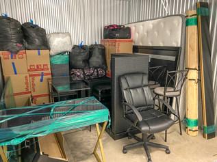 Organized Storage!