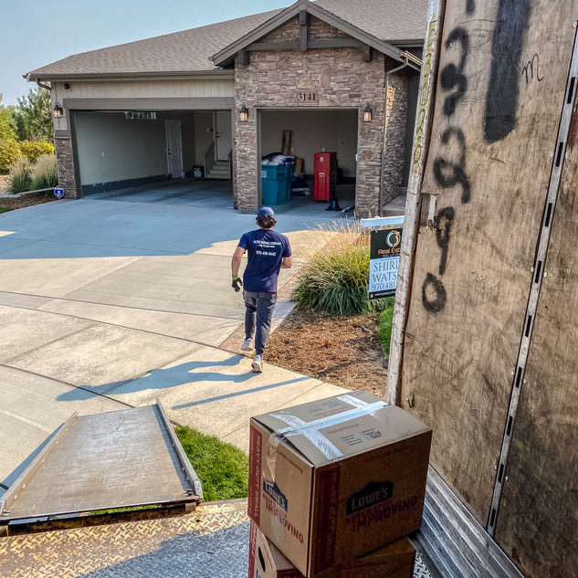 Carl and Jamey were very courteous and super speedy! Very grateful for them during a stressful move!  - Elizabeth Bayliss