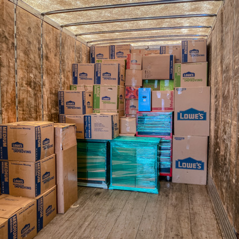 Lee and Ty with Alpine Moving are great employees and very hard workers. They did an excellent job assisting our family with a difficult and challenging move. I highly recommend them and would definitely want them to assist us in the future.  - Shelley McConnell