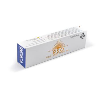 1 Gram Syringe - Indica - Sherbet