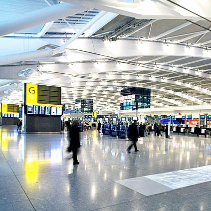 Heathrow Airport Terminals