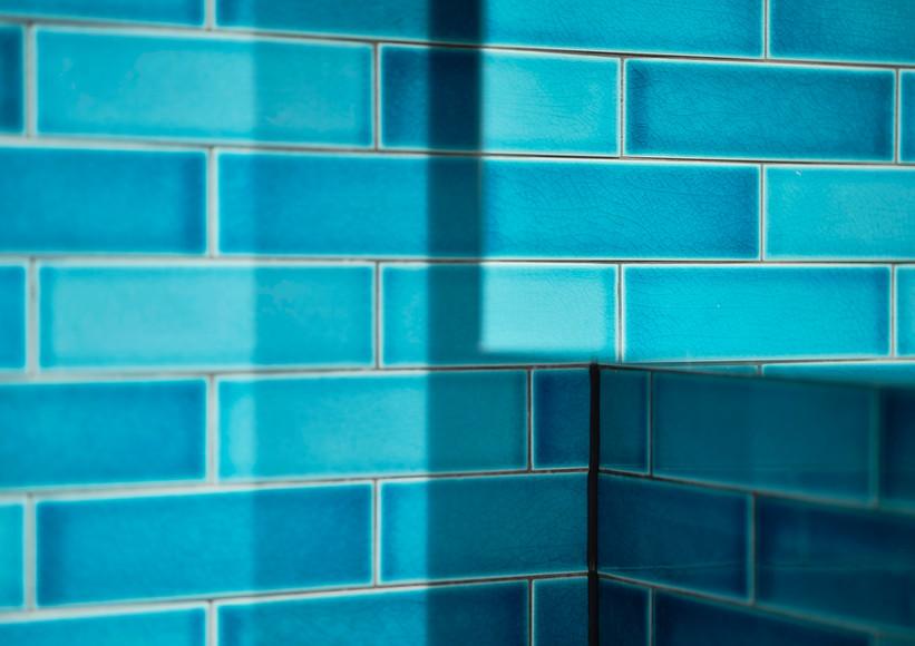 FBT Brick Slip Turquoise