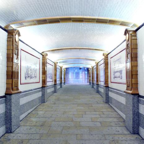 Southwark Bridge Underpass, London