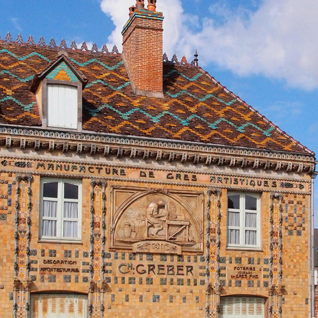 Maison Greber, Beauvais