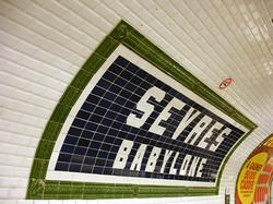 Sevres Babylone