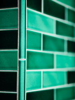 FBT Brick Slip Green