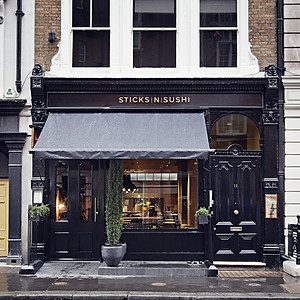 Sticks'n'Sushi, Covent Garden