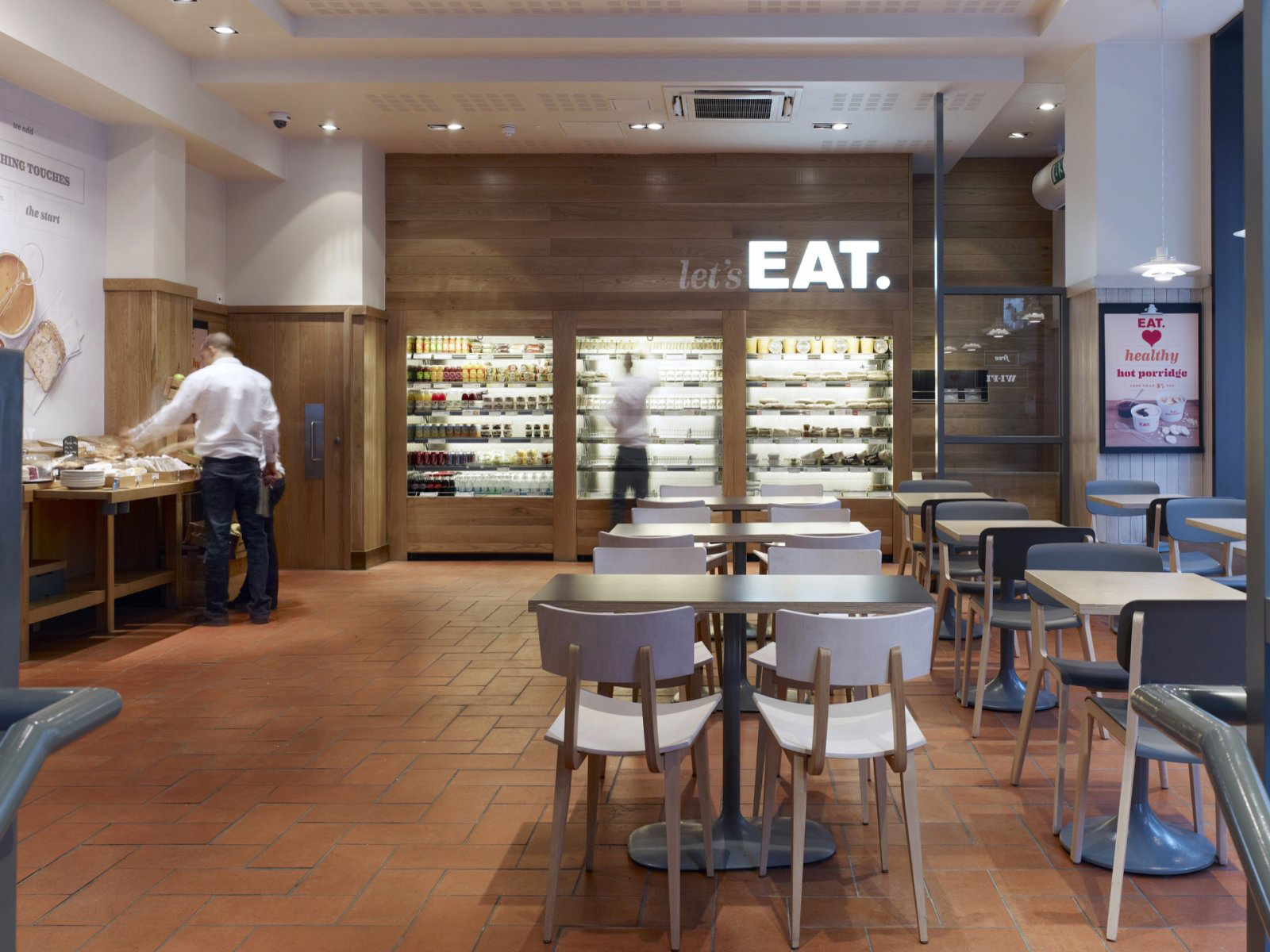 EAT, The Strand