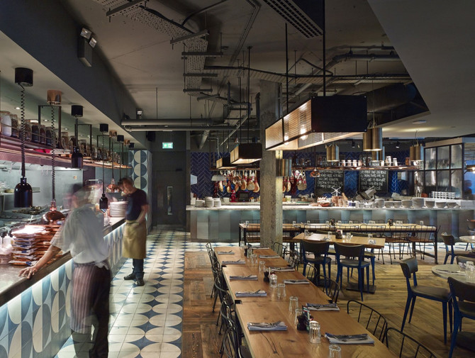 Shortlisted for two of our projects in the Restaurant & Bar Design Awards 2016!
