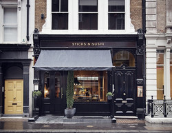 Sticks n Sushi, Covent Garden 2