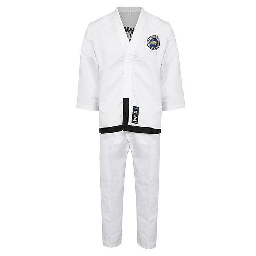 ITF Taekwondo Diamond Elite Black Belt Suit