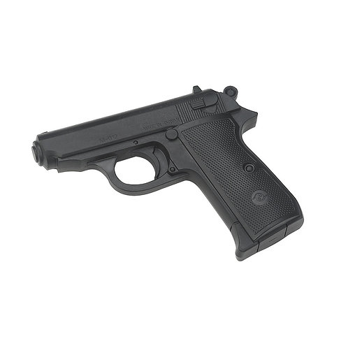 Realistic TP Rubber Pistol Training Hand Gun - M012