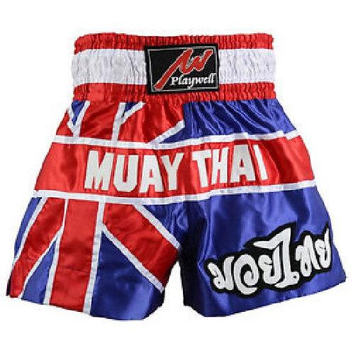 Custom Made Martial Arts Club Muay Thai Shorts