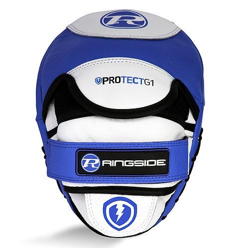 Ringside Protect G1 Hook & Jab Pads Royal / White / Black