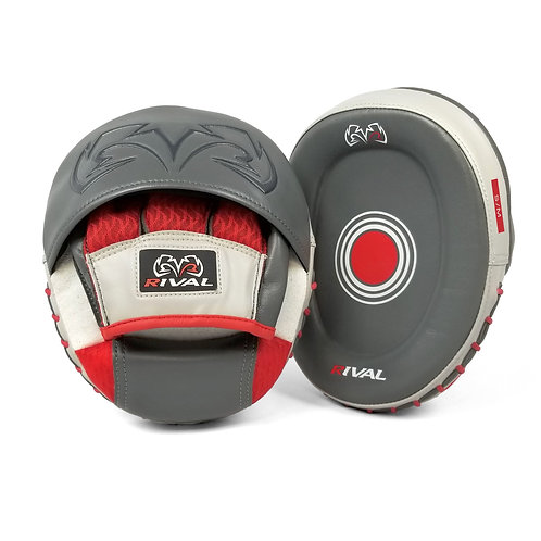 Rival Boxing RPM80 Impulse Focus Punch Mitts - Grey