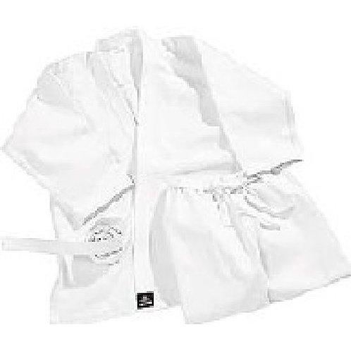 Ju Jitsu Gi White - 650GSM - Clearance