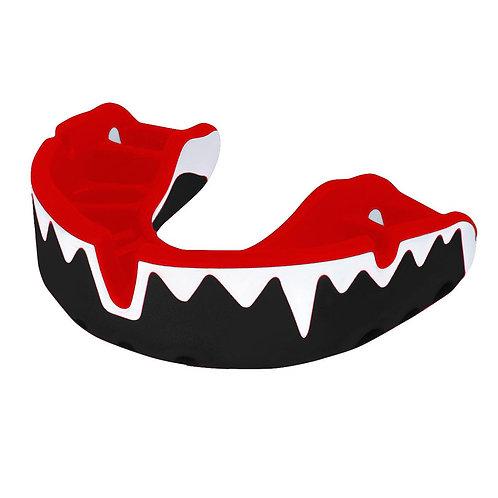 OPRO Adults Platinum Self Fit Mouthguard - Fangz