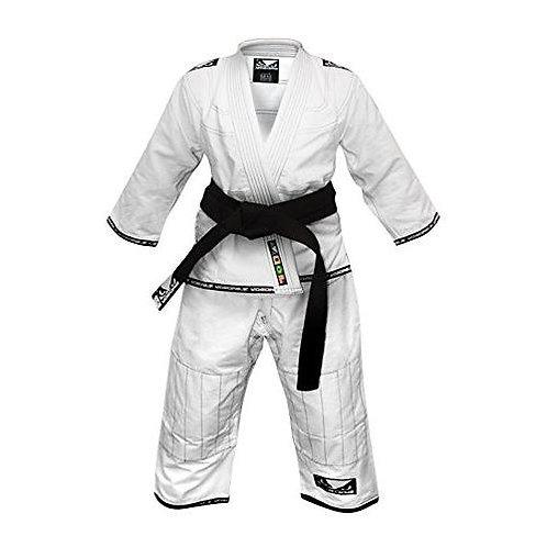 Bad Boy White Kids Ju Jitsu Gi