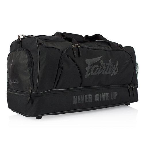 Fairtex Black Heavy Duty Large Gym Bag