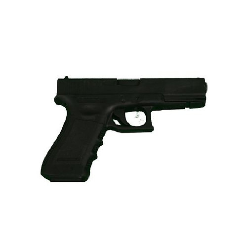 Realistic TP Rubber Hand Gun Glock W/ Trigger